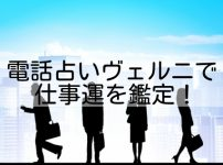 ヴェルニ 仕事運 鑑定
